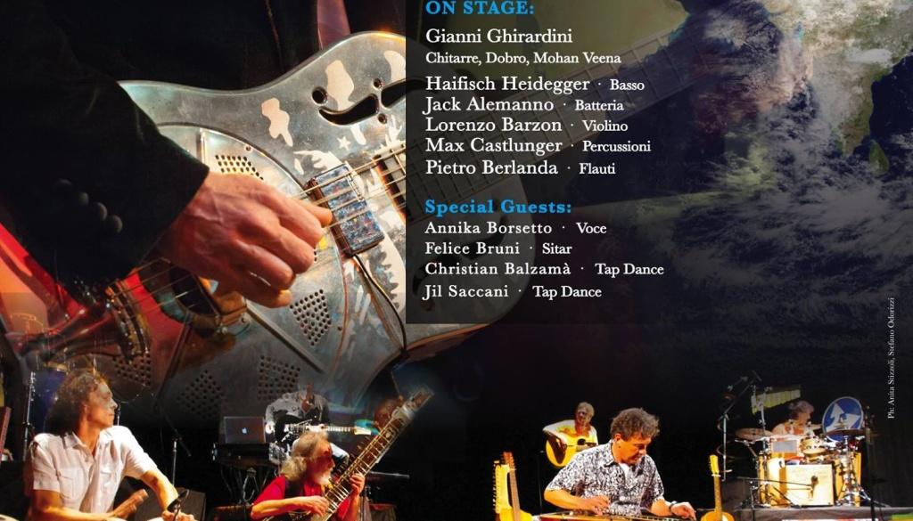 PANGEA @ Teatro San Giacomo
